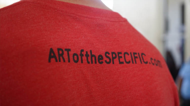 Art of the specific.com